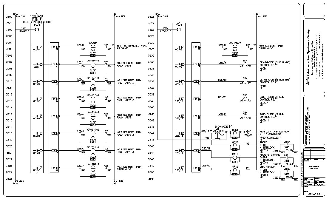 Asd 50 Series Control Panel Wiring Diagram Schematics Design Drafting Click To Enlarge