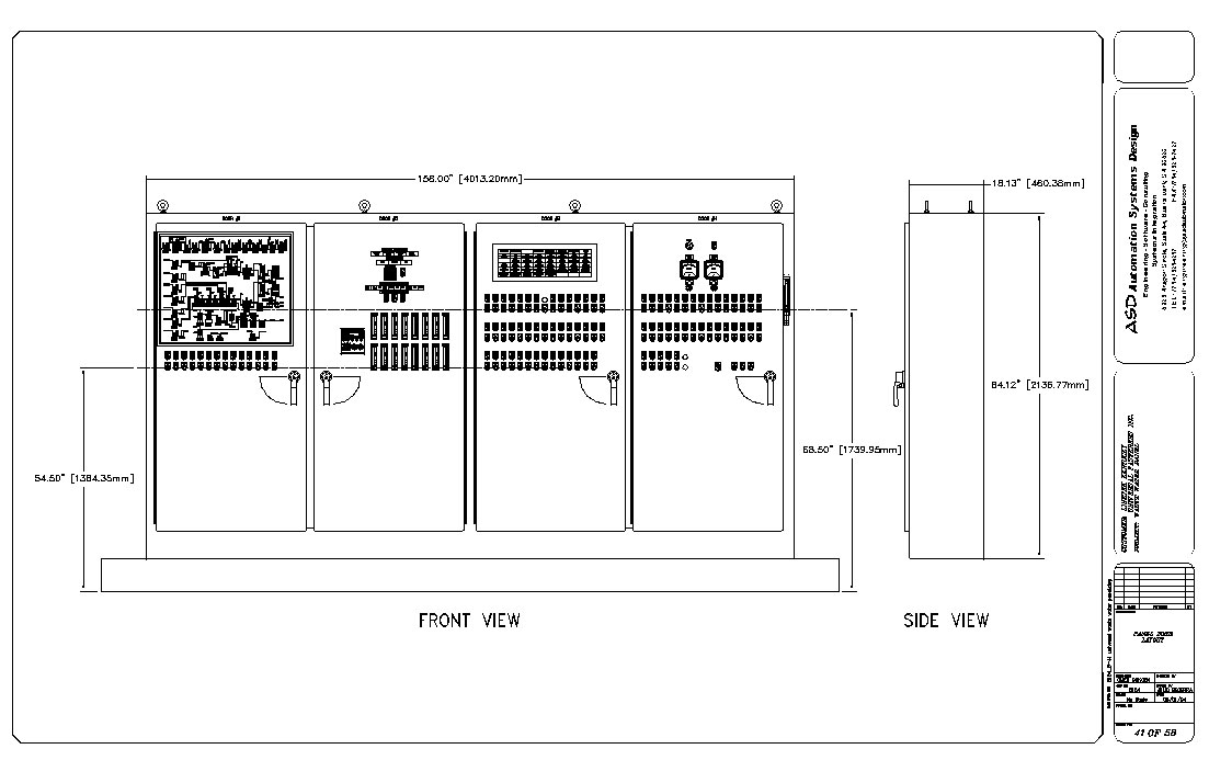 Large on plc control panel wiring diagram